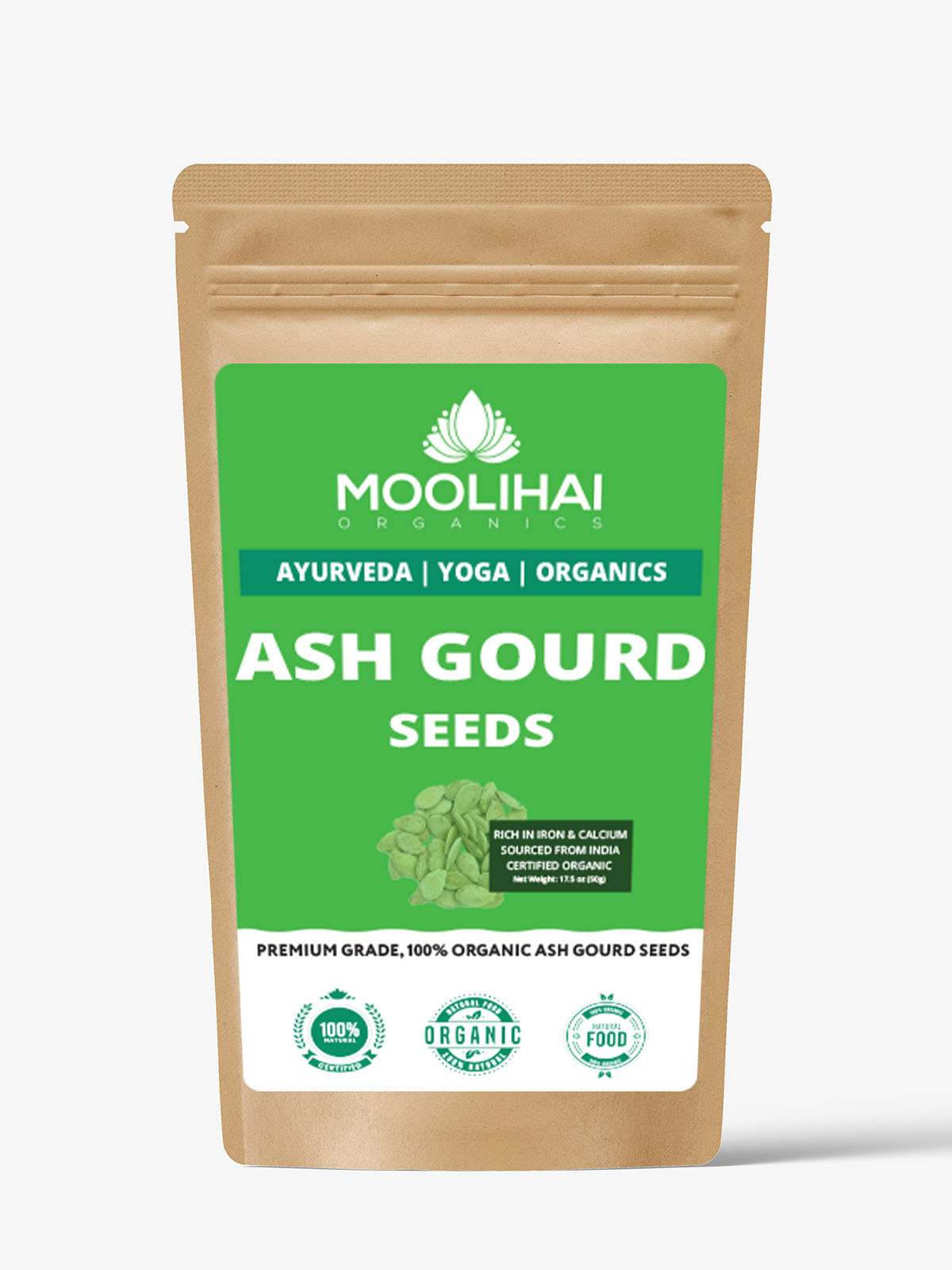 Ash gourd seeds