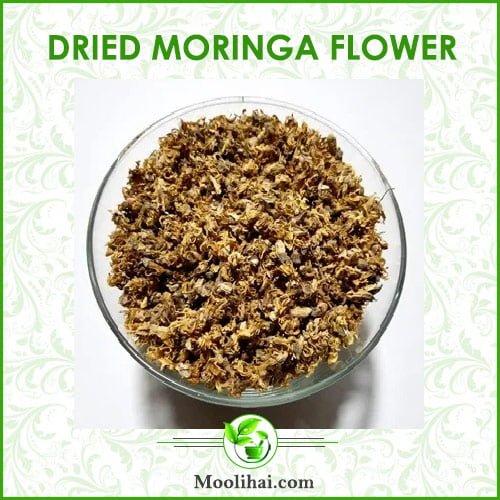 Dried Moringa Flower