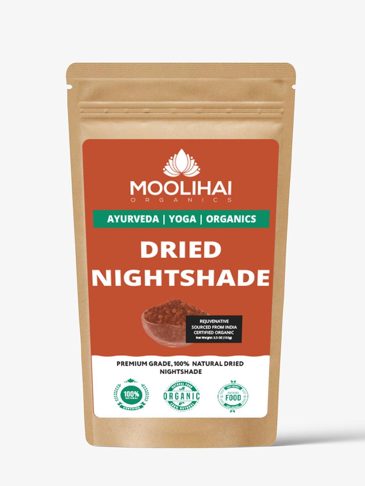 Dried NightShade