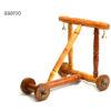 wooden baby walker- nadai vandi