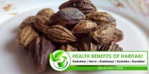 Health Benefit of Haritaki